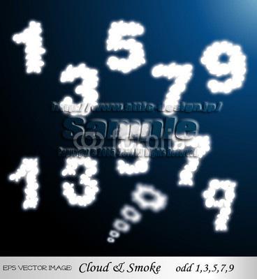 数字LOGO13579