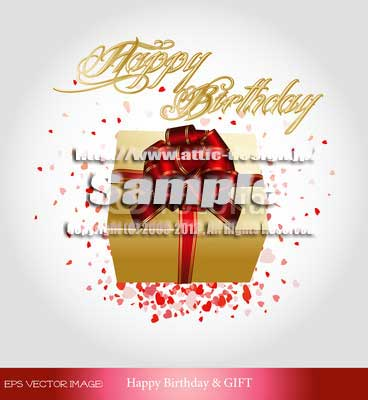 Happy Birthday Logo Design