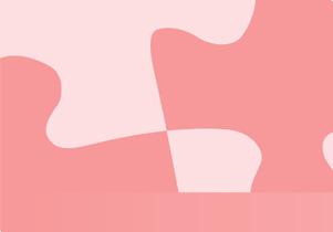 背景素材 パズルピンク