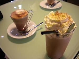 ホットチョコレート&アイスチョコレート
