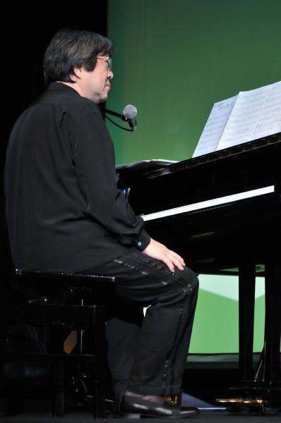 ピアノの三浦高広さん