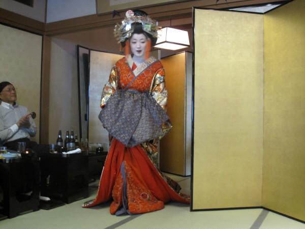 菊川太夫の登場