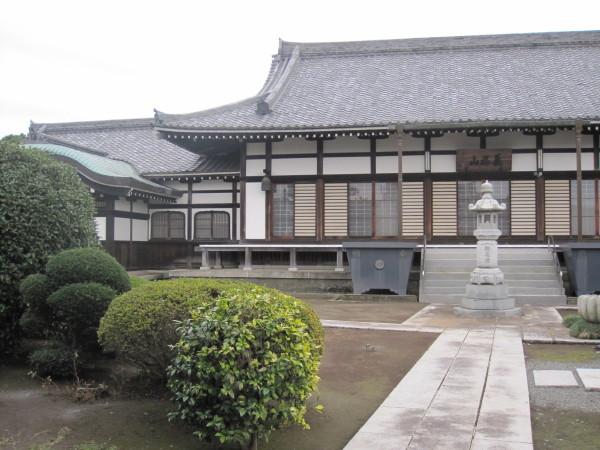 静かな永明寺