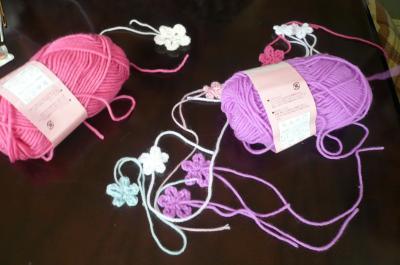 編み物教室1