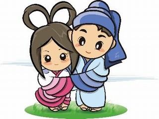 あづみ野FMイメージキャラクター『あづちゃん』と『みのくん』