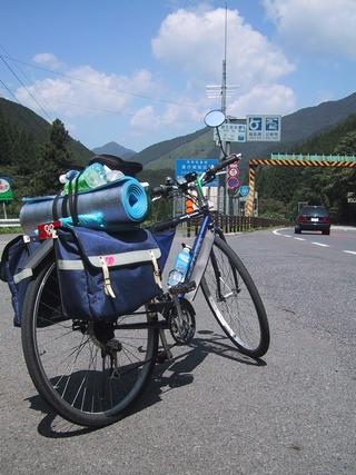 2004年のツーリングより鳥取岡山県境
