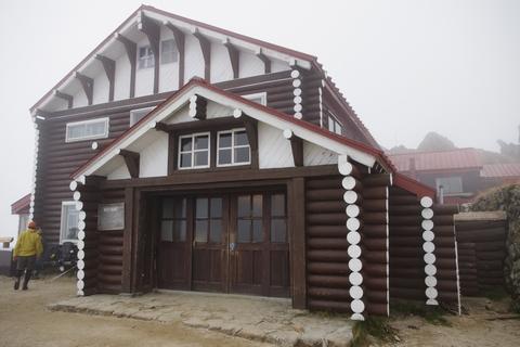 燕山荘 外観