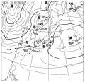 2月6日の天気図