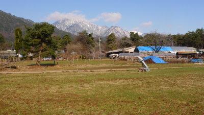 小岩嶽農場