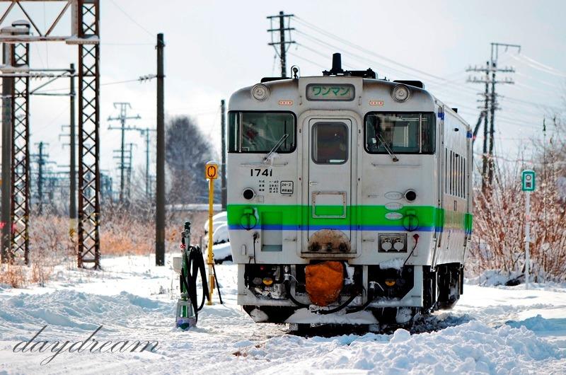 滝川駅 - 北海道の鉄道