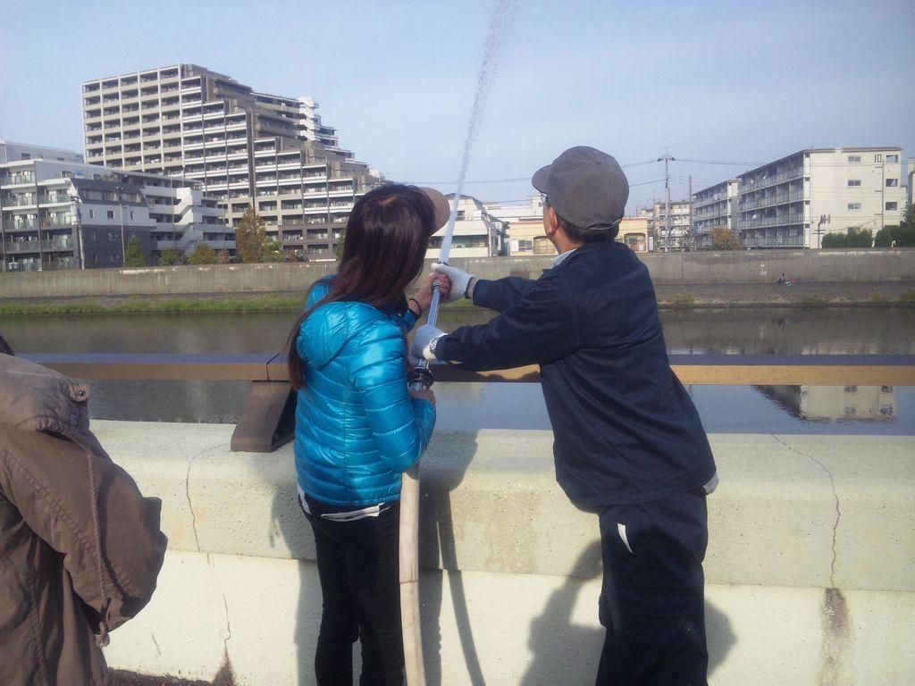 2011-11-27(日)小豆沢北町会防災訓練3