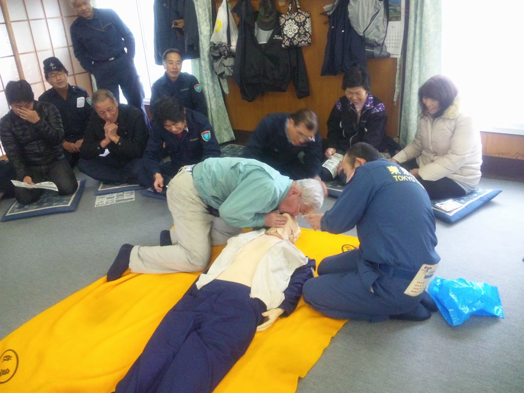 2011-11-27(日)小豆沢北町会防災訓練4
