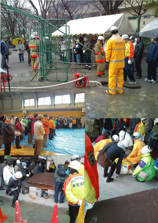 2012-03-10震災訓練