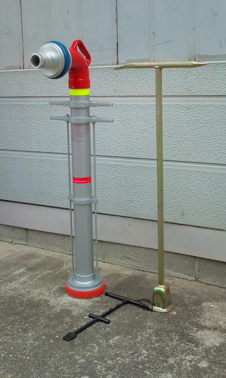 2012-04-15(日)消火スタンドパイプ訓練