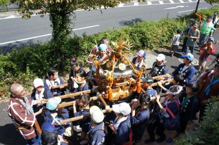 2012年9月9日(日)小豆澤神社例大祭