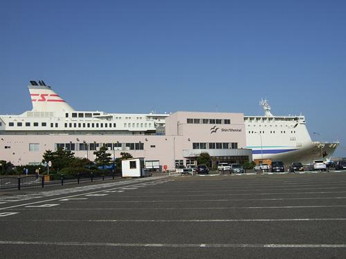 新潟港 ゆうかり