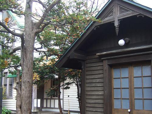 サッポロファクトリー 旧永山邸