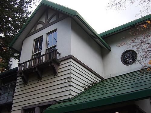 サッポロファクトリー 旧永山邸 木造クラブ