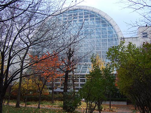 サッポロファクトリー 旧永山邸 記念公園