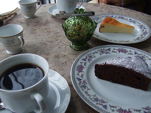 カッフェ ディ レニー コーヒーとケーキ