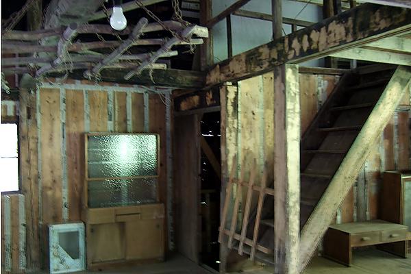 麓郷の森 五郎の3番目の家 内部