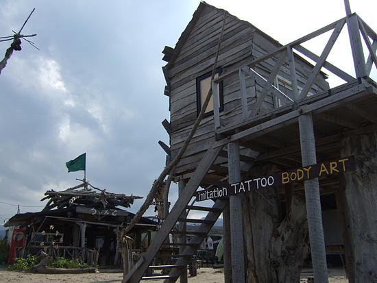 小樽ドリームビーチ 海の家