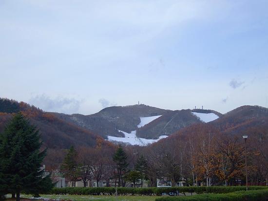真駒内公園 真駒内スキー場
