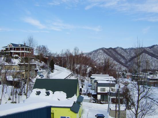 雪が少ない 札幌