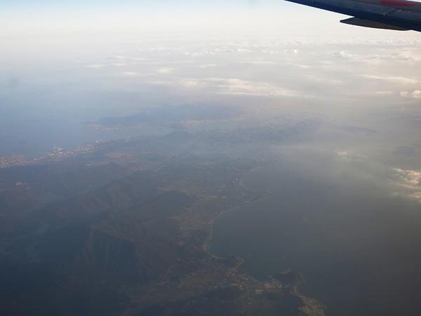 2013 九州行き 関門海峡