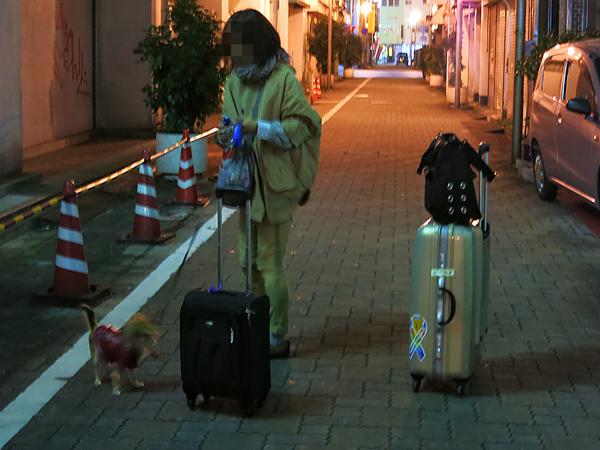 2013 九州行き 新栄町 夜