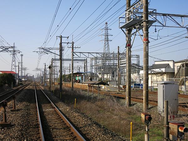 2013 九州行き 西鉄銀水駅