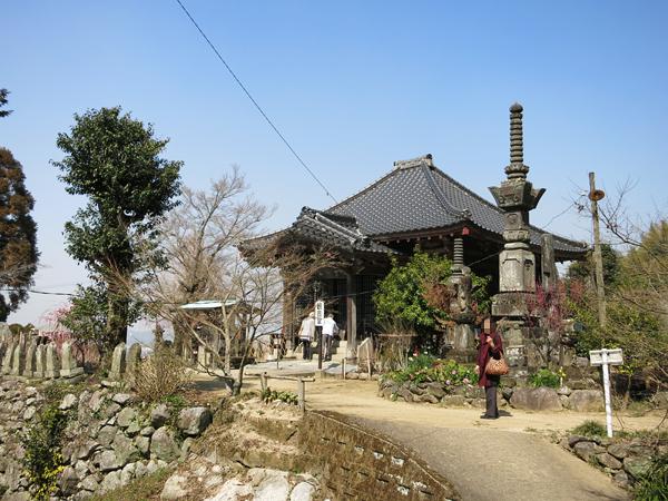 普光寺 観音堂