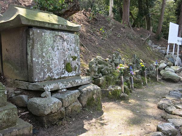 普光寺 弁慶の足跡