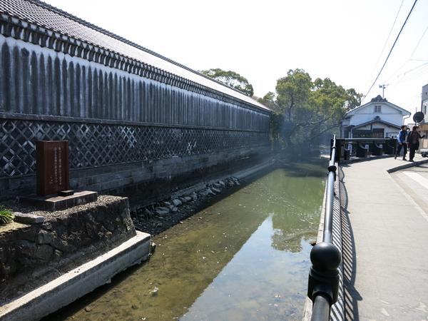 柳川 なまこ壁
