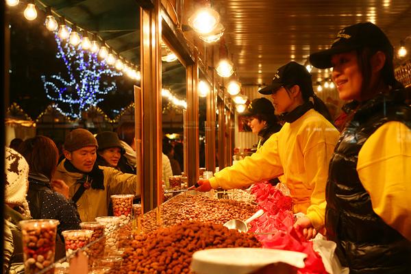 さっぽろホワイトイルミネーション ミュンヘン・クリスマス市 in Sapporo  ハンセン