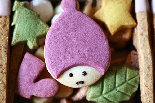 アンデルセン クリスマス クッキー
