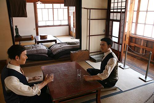 北海道開拓の村 北海道開拓の村 旧来正旅館