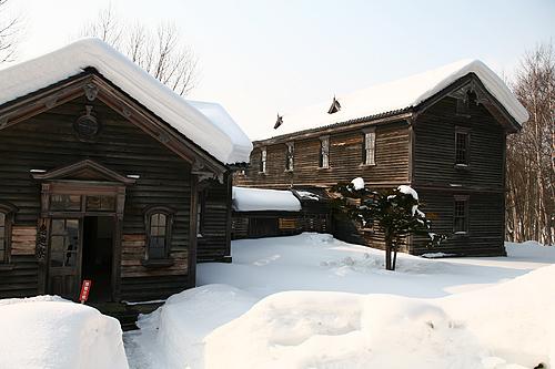 北海道開拓の村 旧札幌農学校寄宿舎(恵迪寮)