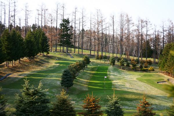 エルクの森 パークゴルフ場
