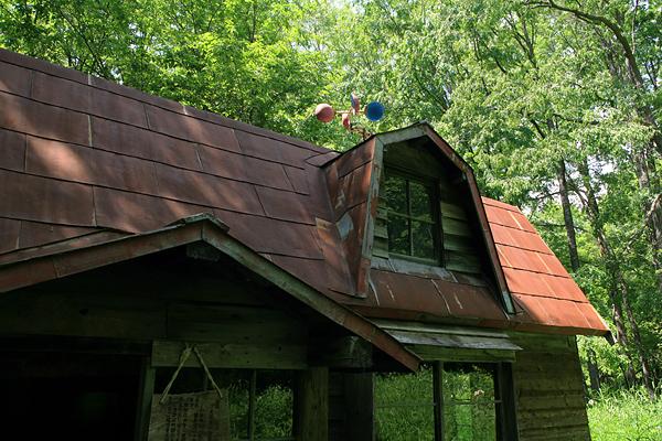 麓郷の森 五郎の3番目の家