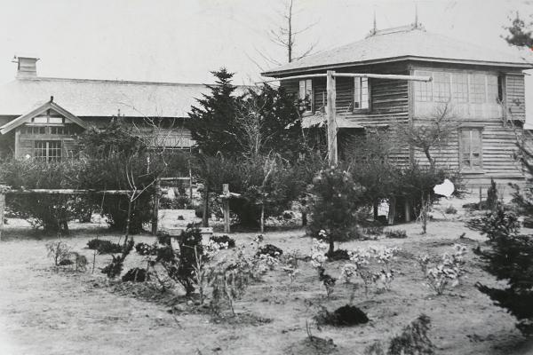 伊達邸別館 当時