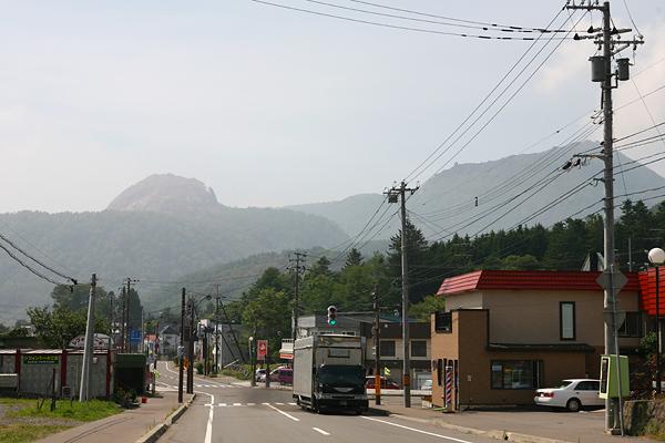 壮瞥町 有珠山 昭和新山