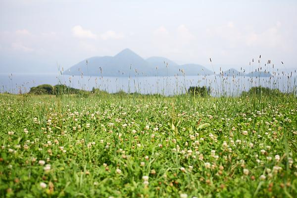ゴーシュ カフェマーニ 洞爺湖 風景