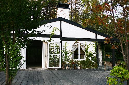 風のガーデン グリーンハウス 外観