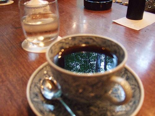 富良野 森の時計 コーヒー マグカップ