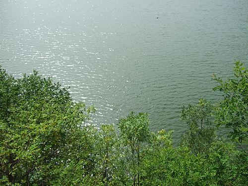さっぽろ湖 水面