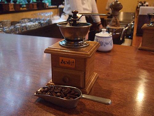 富良野 森の時計 コーヒーミル