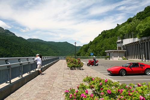 札幌湖 展望
