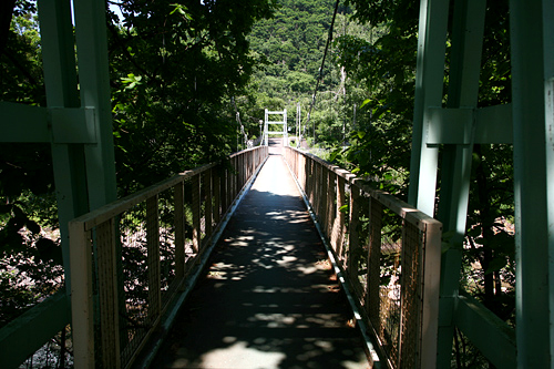 十五島公園 吊り橋