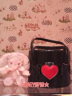 プレゼントBOX BAG 黒